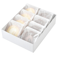 【冷凍】ミニ豆乳ロールセット