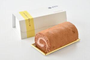 【冷蔵】竹田の豆乳ロールケーキ(ココア)